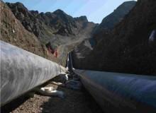 供水管道用螺旋钢管施工