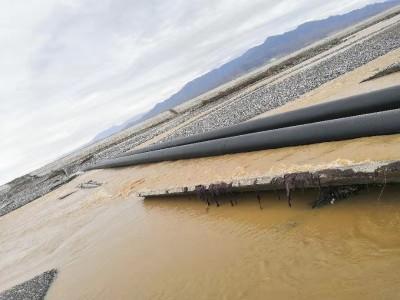 水利工程用螺旋钢管施工