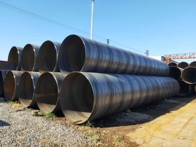 螺旋焊管厂家现货供应