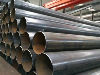 高频焊接直缝钢管