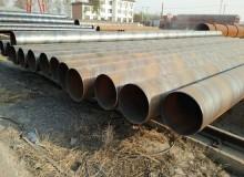 螺旋焊接钢管喷砂除锈是怎样