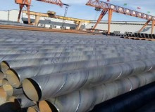 螺旋焊接钢管未来市场