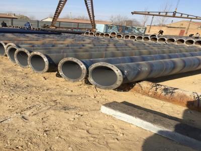 螺旋焊接钢管厂家制造加工