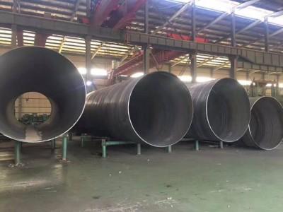 螺旋焊接钢管厂家价格上浮