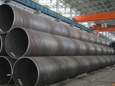 螺旋焊接钢管生产厂家在线生产