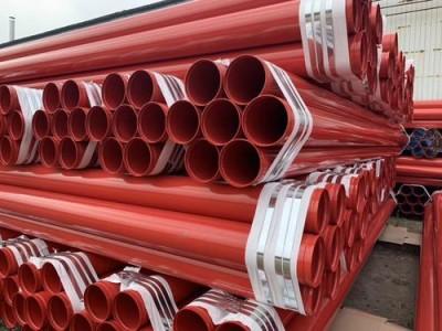 环氧粉末涂塑复合钢管