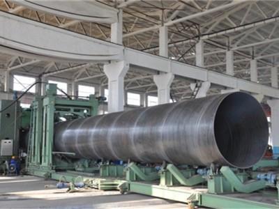 螺旋焊接钢管厂家标准生产