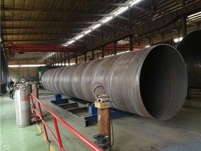 螺旋焊接钢管厂家加工防腐