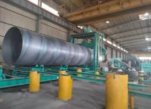 新泰市螺旋钢管厂家