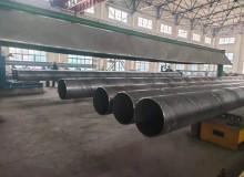 DN350厚壁螺旋钢管厂家