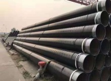 新密市3PE防腐钢管厂家