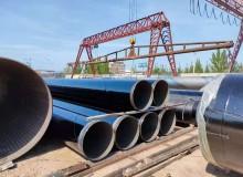 镇平县碳钢螺旋钢管