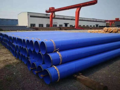 孟州市内外涂塑钢管