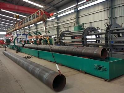 邓州市碳素螺旋钢管厂家