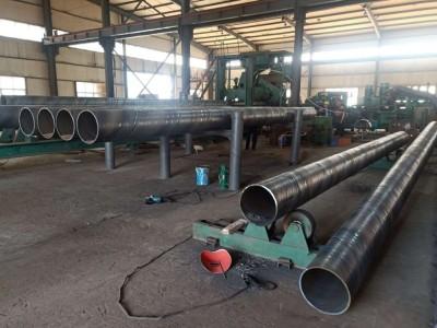 宁陵县碳钢螺旋钢管厂家现货