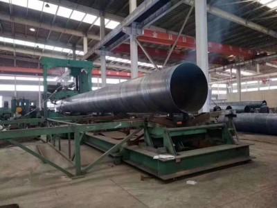 螺旋钢管设备