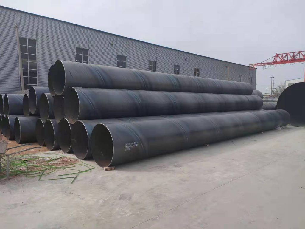 淅川县螺旋钢管制作厂家