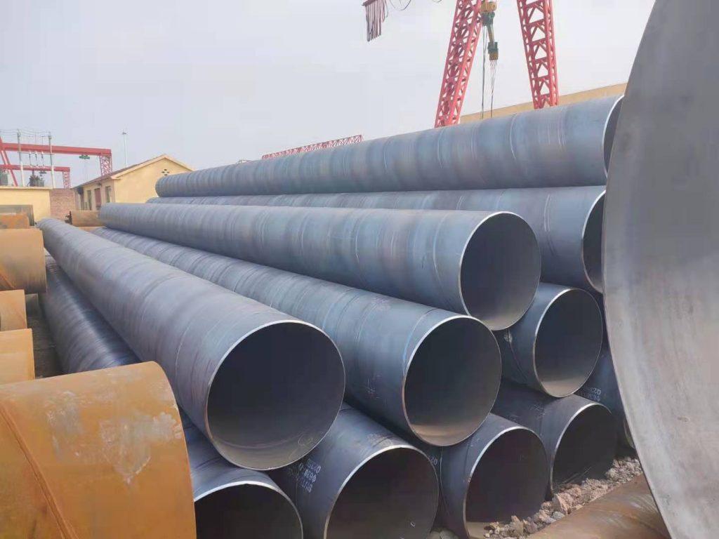 螺旋钢管及其标准分类