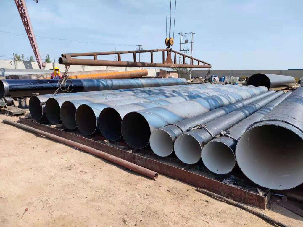 邓州市螺旋钢管生产厂家
